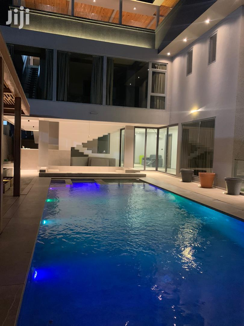 Amazing 5 Bedroom 🏠 With Swim Pool For Sale @ Airport Hills | Houses & Apartments For Sale for sale in East Legon, Greater Accra, Ghana