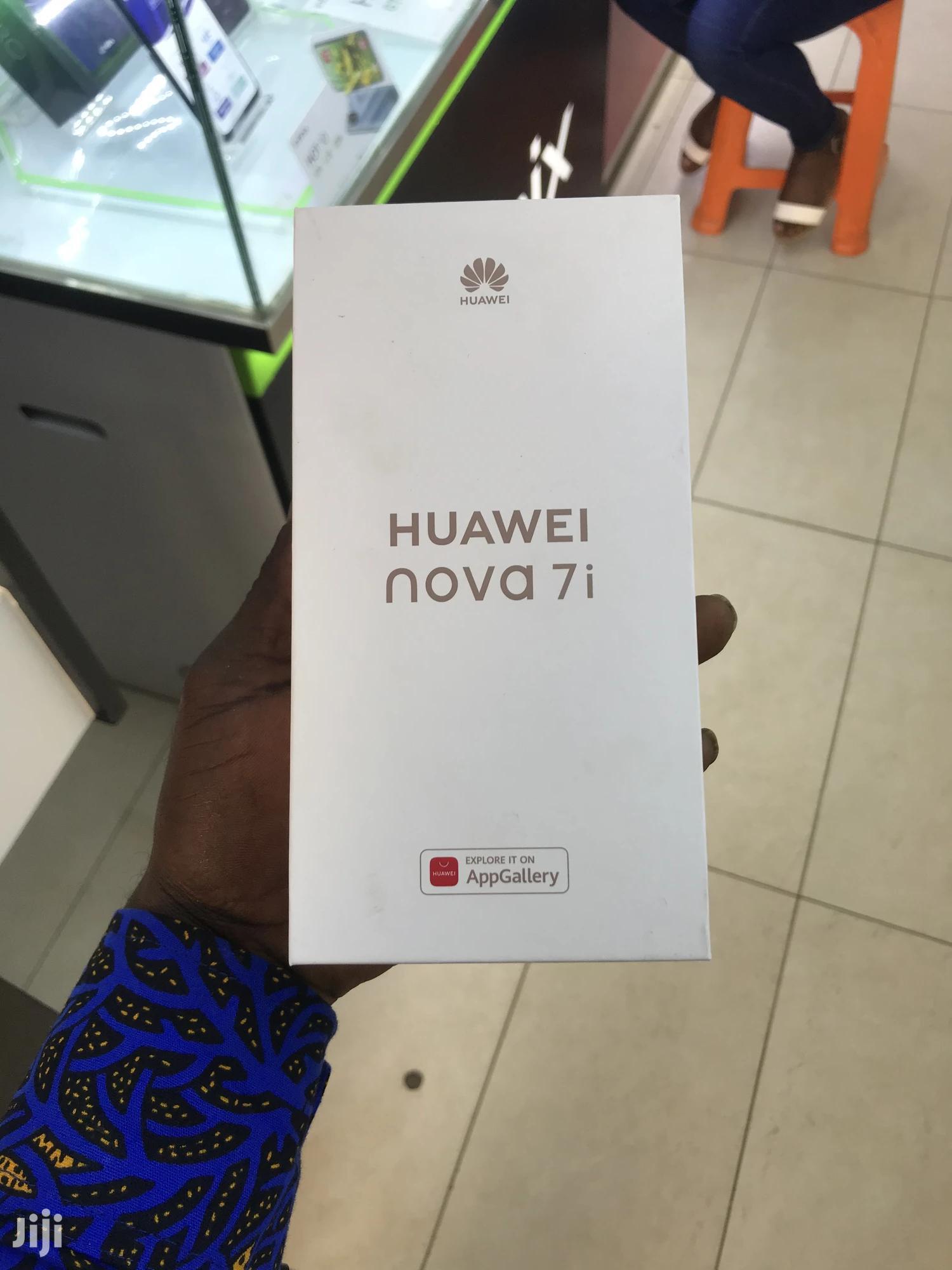 Archive: New Huawei Nova 7i 128 GB Black