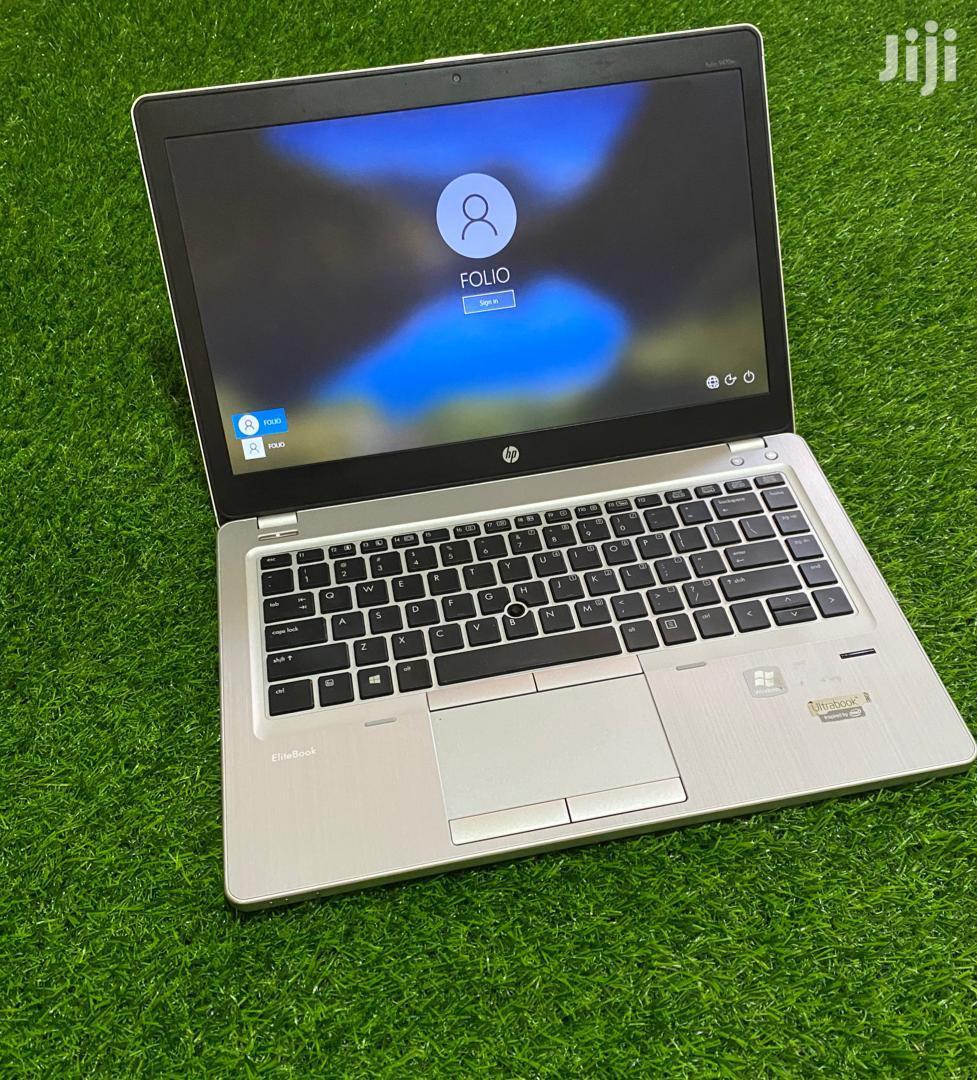 Laptop HP EliteBook Folio 9470M 4GB Intel Core I5 HDD 320GB
