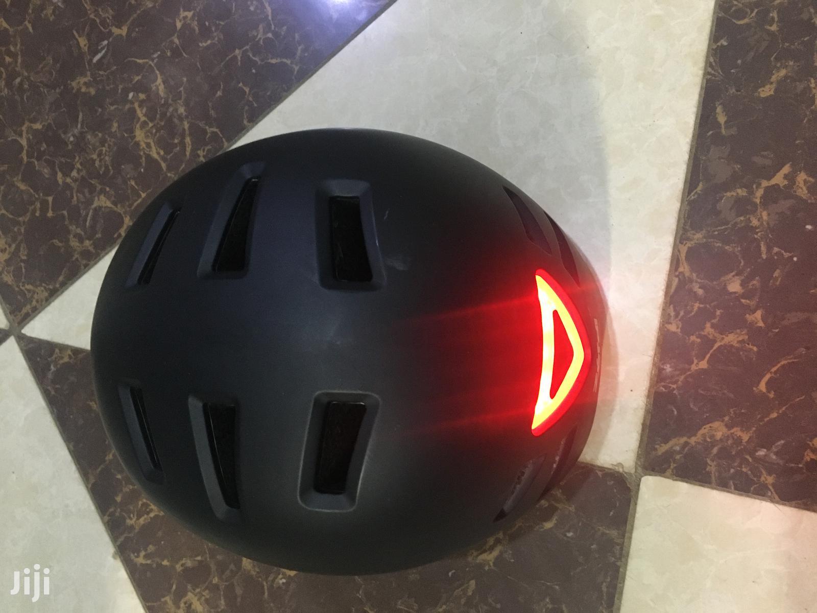 Helmet Solar Light