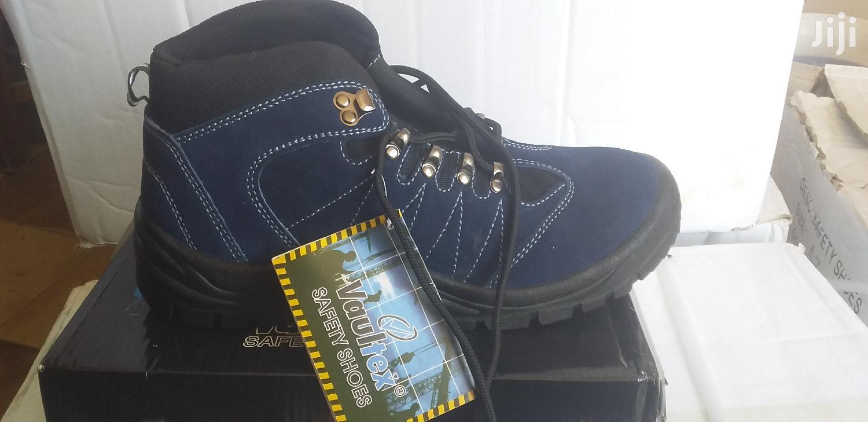 Vaultex Steel Toe Safety Boot
