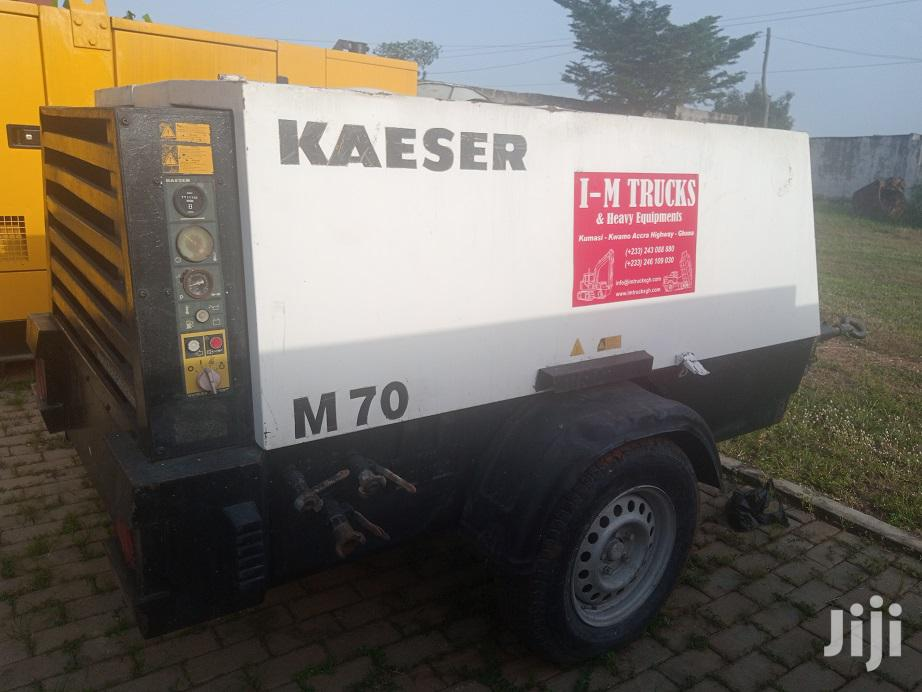 Kaeser Sigma 270 Compressor | Electrical Equipment for sale in Kumasi Metropolitan, Ashanti, Ghana