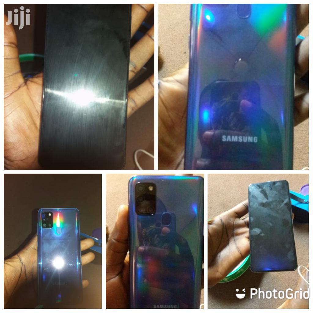 Archive: New Samsung Galaxy A21s 64 GB Blue