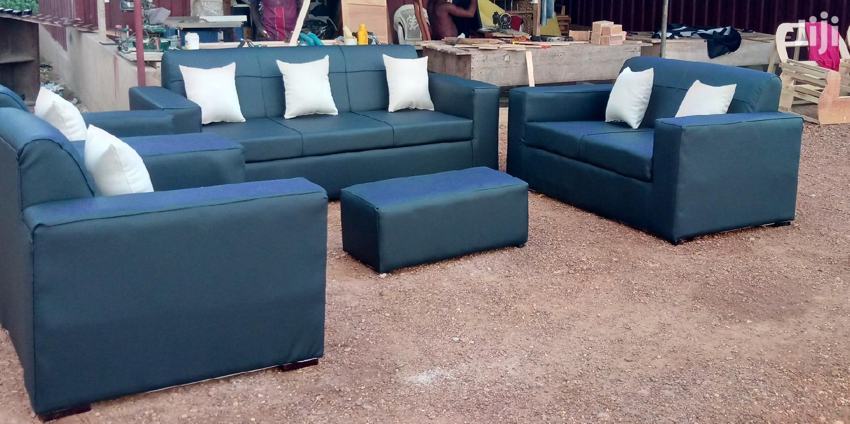 Archive: Brand New Sofa