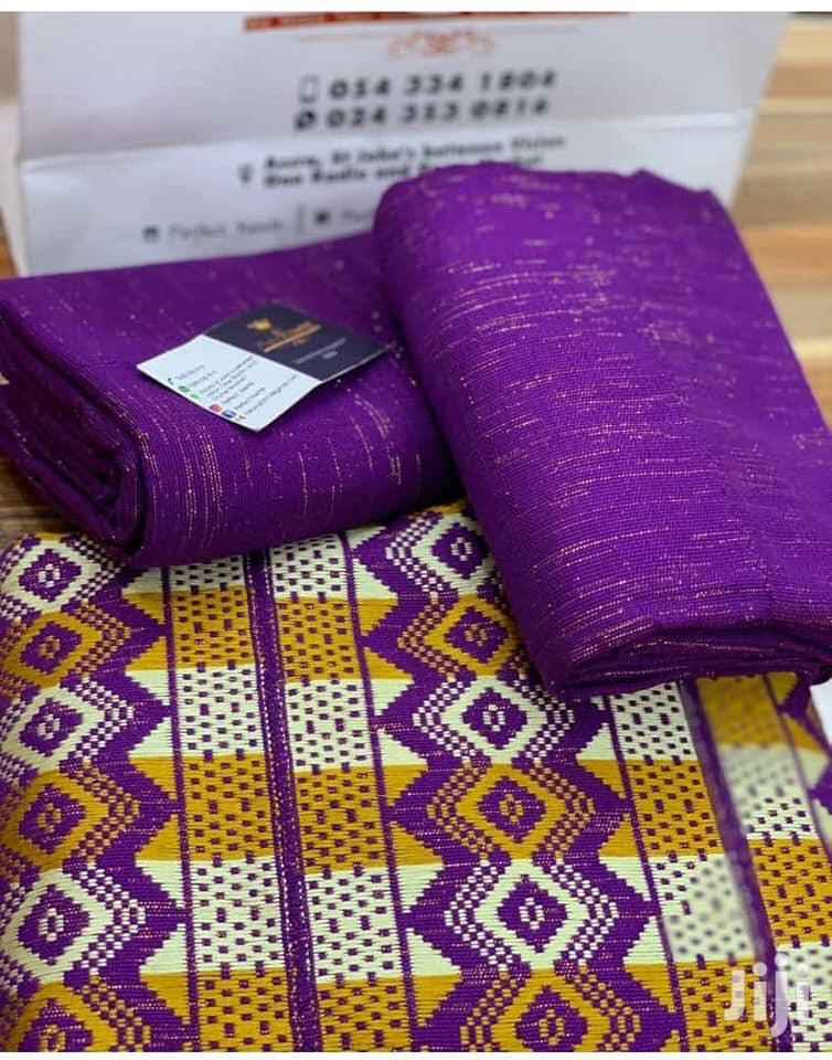 Archive: All Varieties Of Inquire Kente Just Contact For More Info