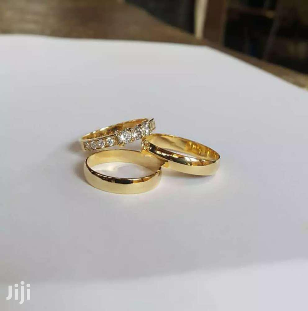 Wedding Ring 18k Gold Lifetime