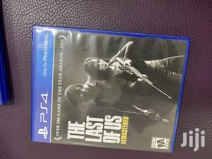 The Last of Us Remastered- PS4 | Video Games for sale in Greater Accra, Avenor Area