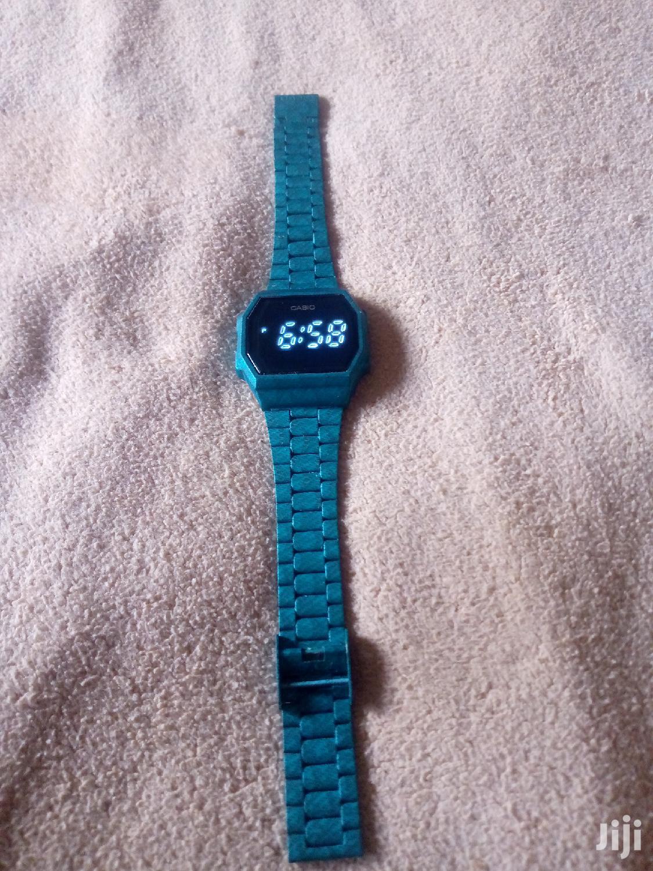 Archive: Casio Watch