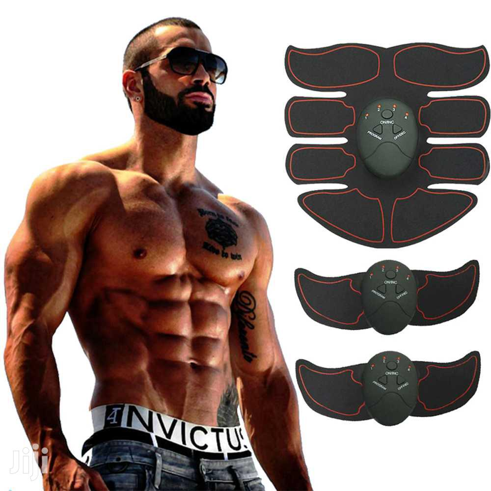 6packs EMS Abdominal Muscle Stimulator | Sports Equipment for sale in Achimota, Greater Accra, Ghana