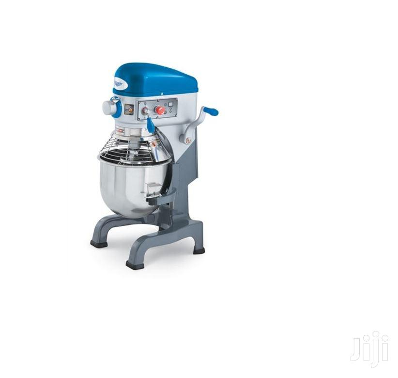 Vollrath® 40757 20 Quart Floor / Bench Mixer With Guard