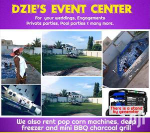 Dzie's Event Center | Event centres, Venues and Workstations for sale in Greater Accra, Ga West Municipal