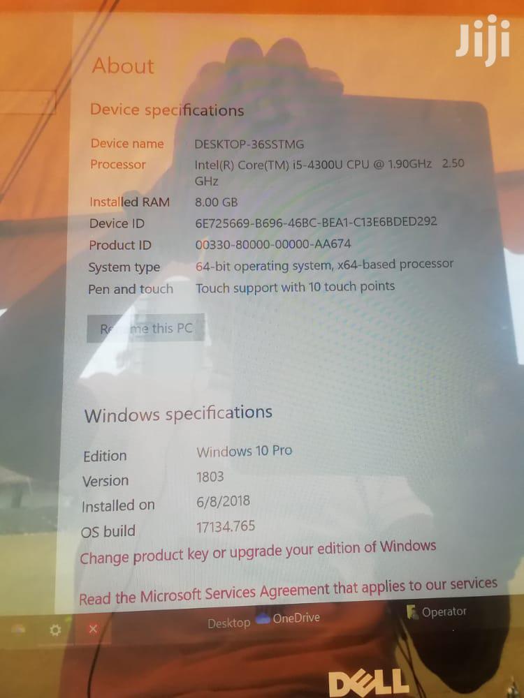 Archive: Laptop Dell 8GB Intel Core I5 HDD 500GB