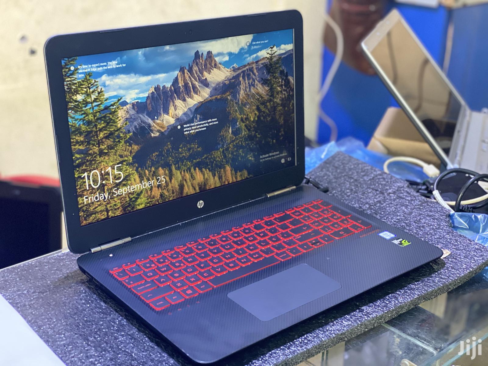 New Laptop HP Omen 15 16GB Intel Core i7 SSD 128GB