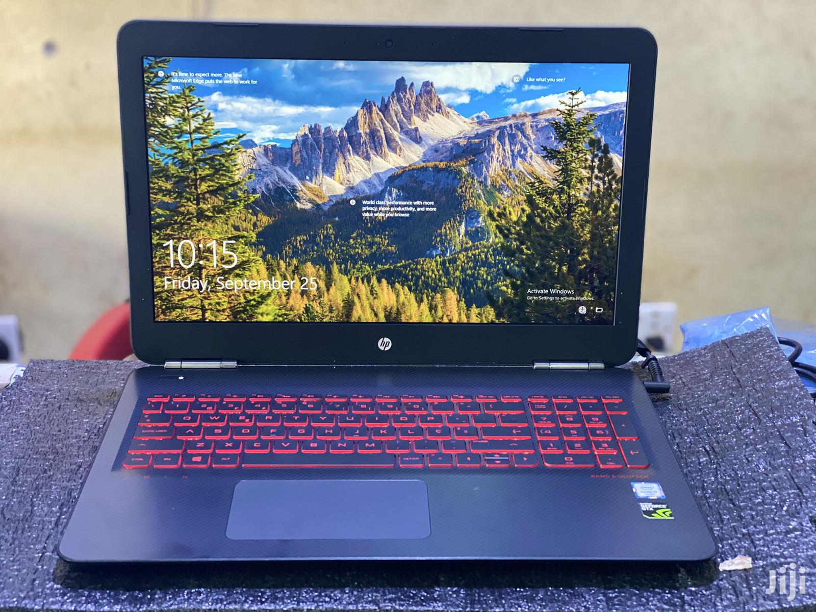 New Laptop HP Omen 15 16GB Intel Core i7 SSD 128GB   Laptops & Computers for sale in Madina, Greater Accra, Ghana