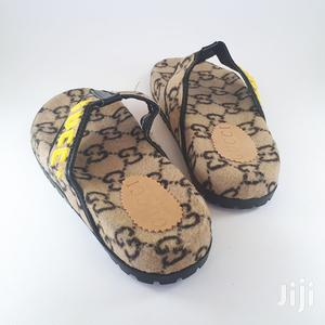 Gucci Fur Thong Slippers   Shoes for sale in Greater Accra, Ashaiman Municipal