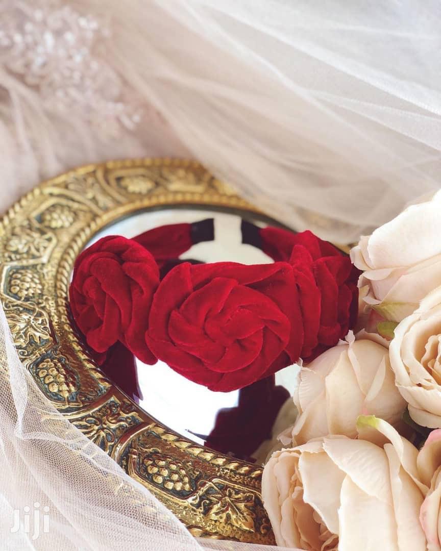 Archive: Velvet Rose Headband