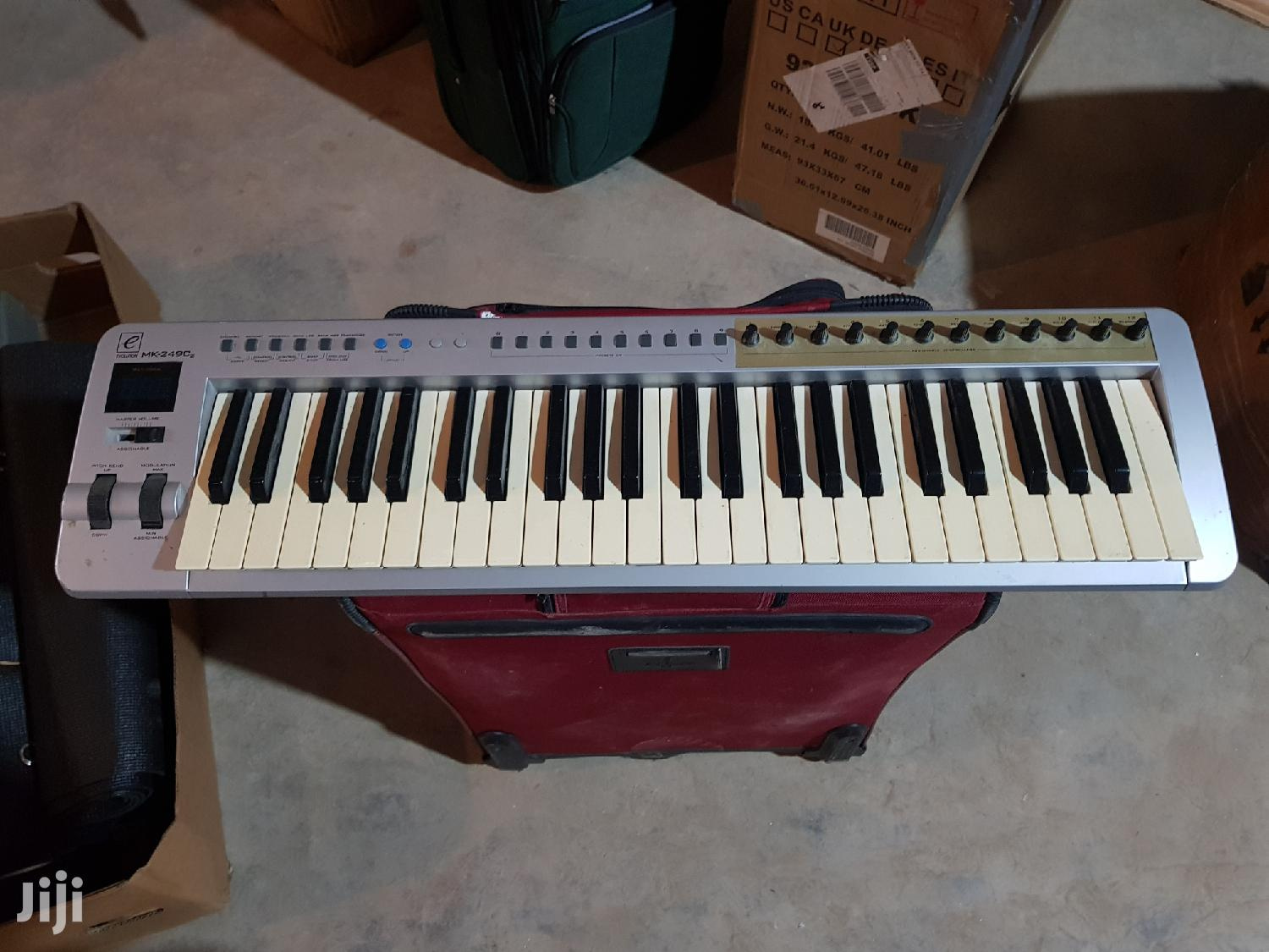 Evolution Mk249c2 Midi Keyboard | Musical Instruments & Gear for sale in Adenta Municipal, Greater Accra, Ghana