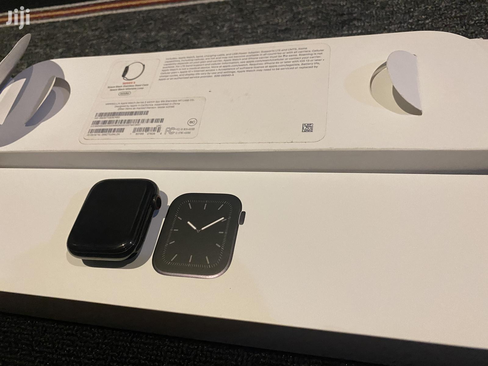 Archive: Apple Watch Series 5 44mm Gps+Cel Stainless Steel