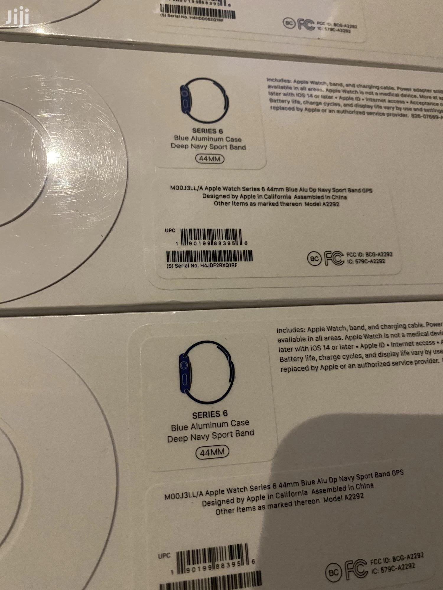 Apple Watch Series 6 44mm Gps Only Navy Blue Color
