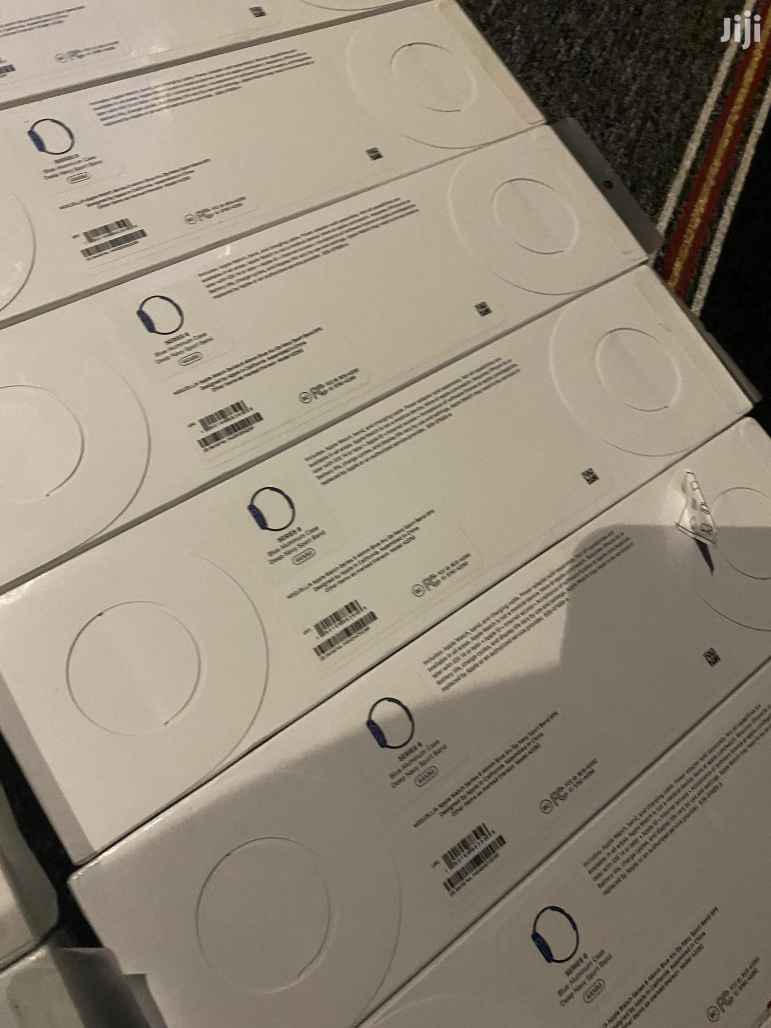 Apple Watch Series 6 44mm Gps Only Navy Blue Color | Smart Watches & Trackers for sale in Achimota, Greater Accra, Ghana