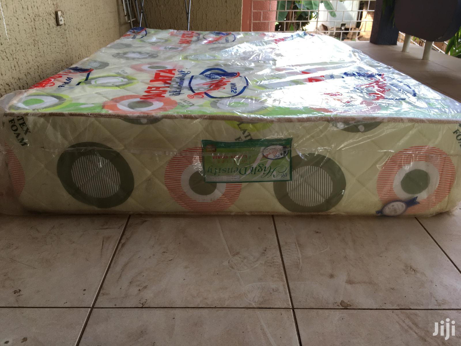 12 Inches High Density Latex Foam Mattress | Furniture for sale in Kumasi Metropolitan, Ashanti, Ghana