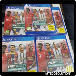 PRO Evolution Soccer 2021 | Video Games for sale in Greater Accra, Accra Metropolitan