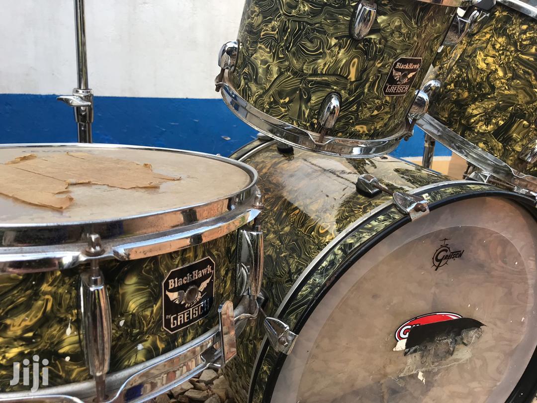 Black Hawk Drum