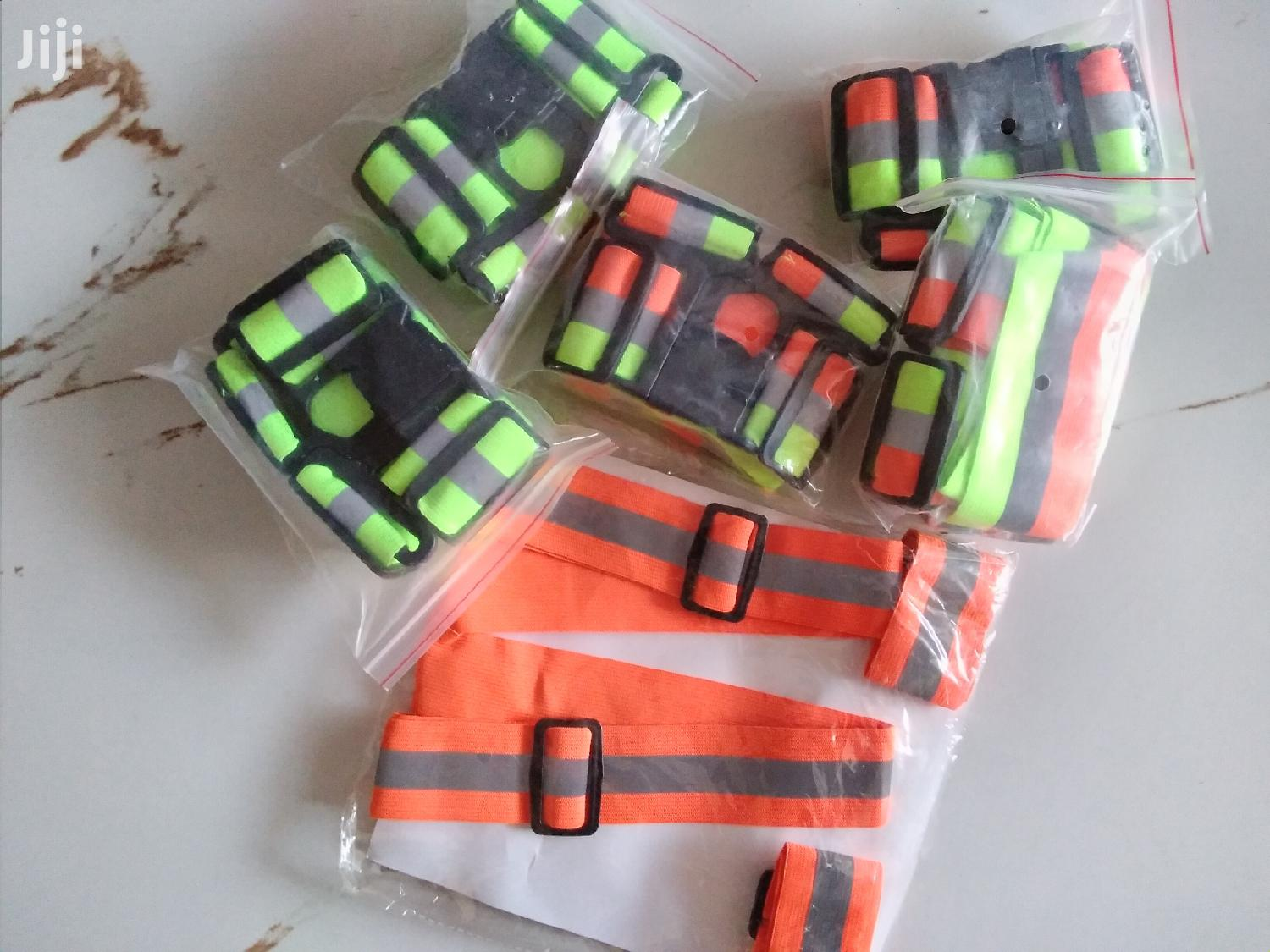 Braces Strip Reflective Vest | Safety Equipment for sale in Tema Metropolitan, Greater Accra, Ghana
