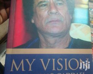My Vision Gaddafi   Books & Games for sale in Ashanti, Kumasi Metropolitan