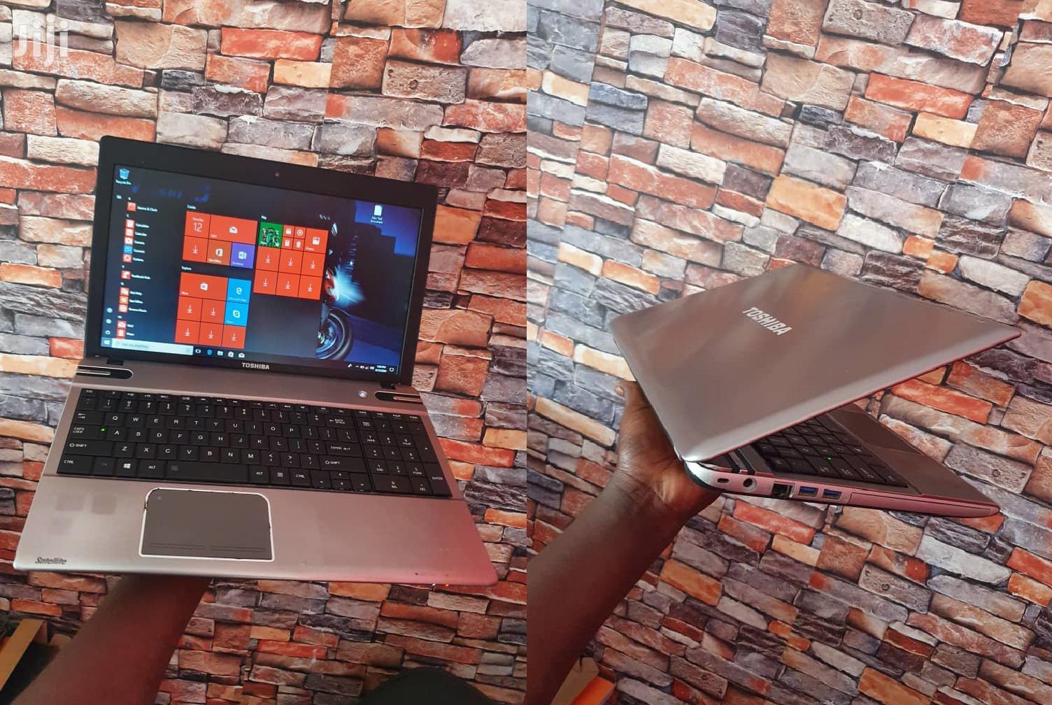Archive: Laptop Toshiba 8GB Intel Core i5 HDD 500GB