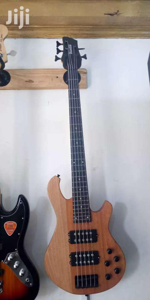 Ibanez 5 Strings Woody Bass | Musical Instruments & Gear for sale in Dansoman, Greater Accra, Ghana