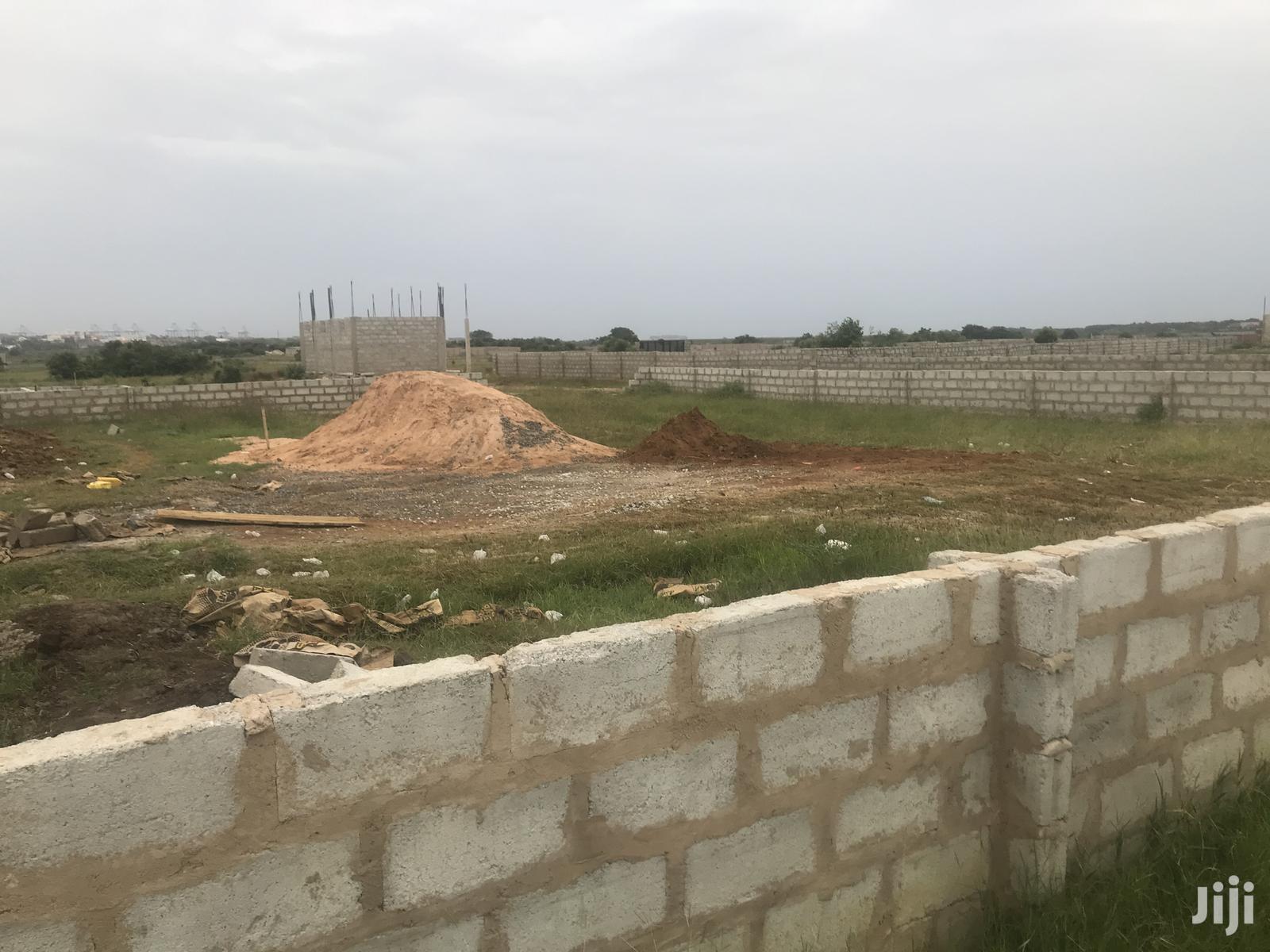 One Plot of Land for Sale Lashibi