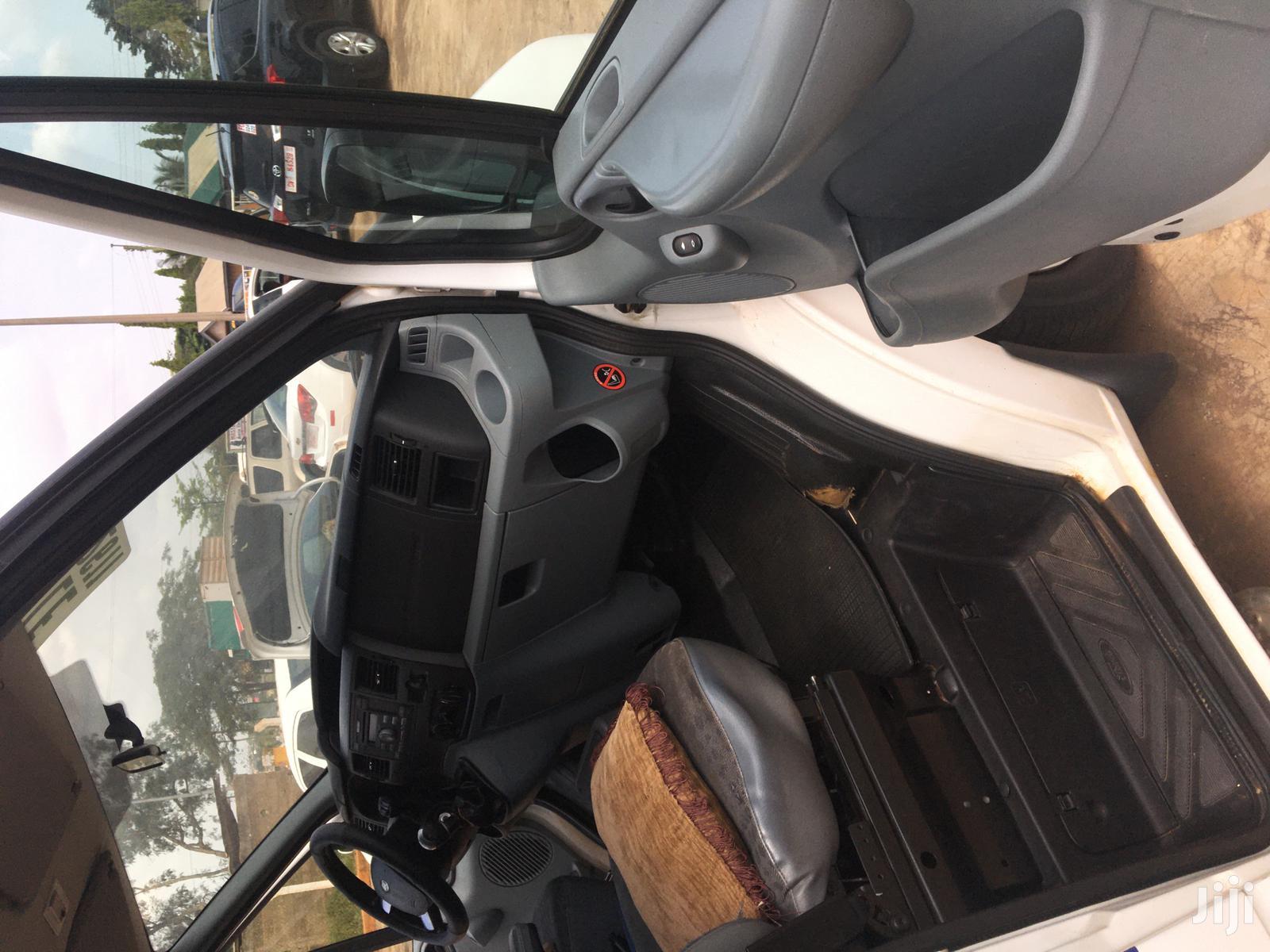 Archive: Ford Puma 2020 White