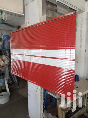 Red And White Window Blinds | Windows for sale in Ashanti, Kumasi Metropolitan