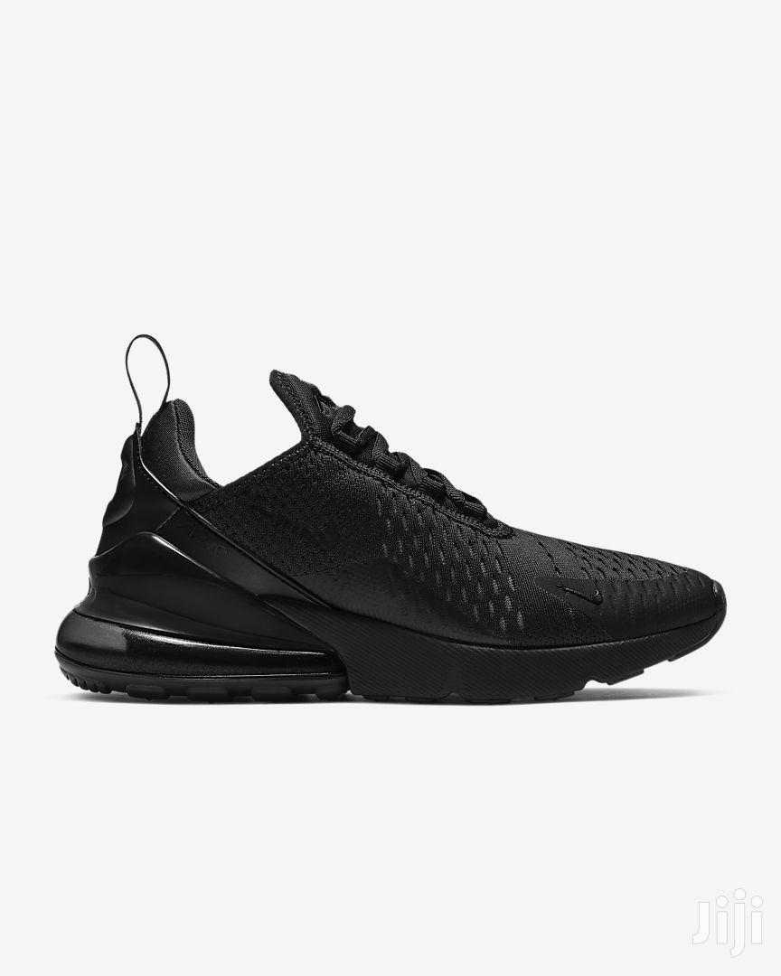 Nike Air Max 270 -black   Shoes for sale in Tema Metropolitan, Greater Accra, Ghana
