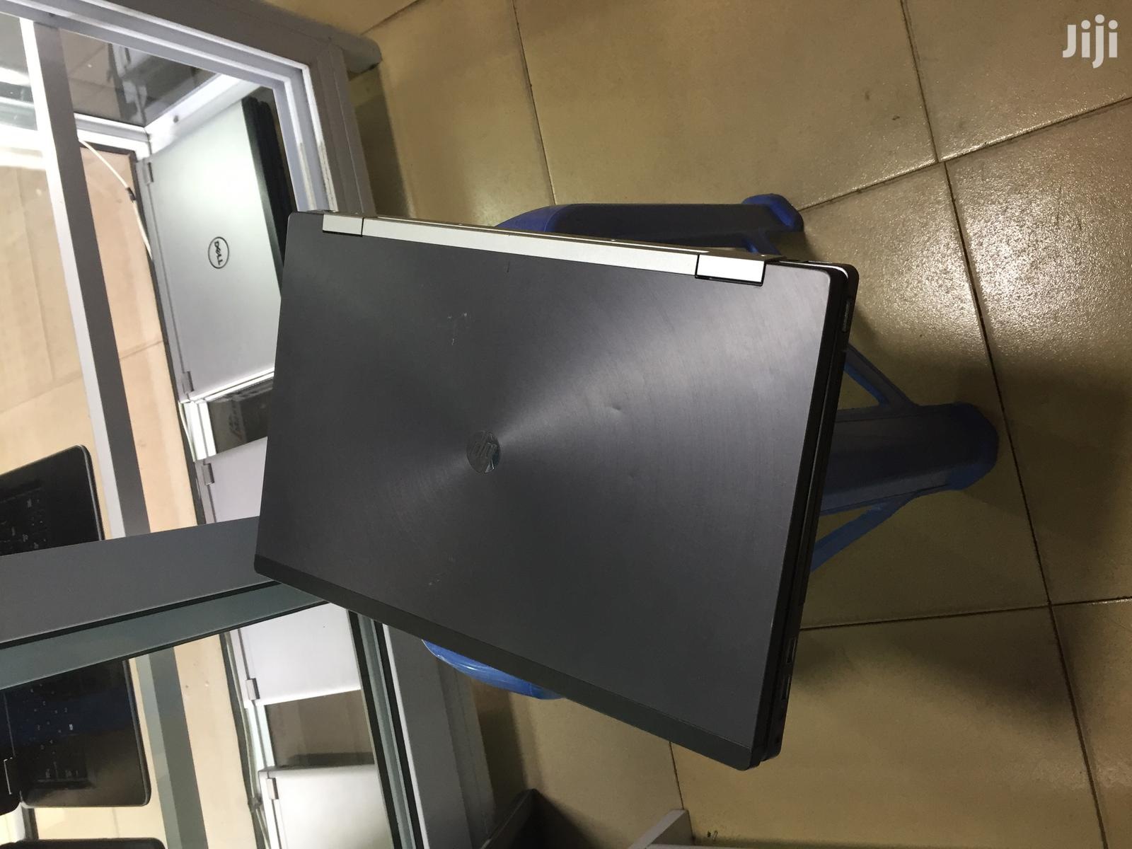 Archive: Laptop HP EliteBook 8560W 8GB Intel Core I7 HDD 500GB