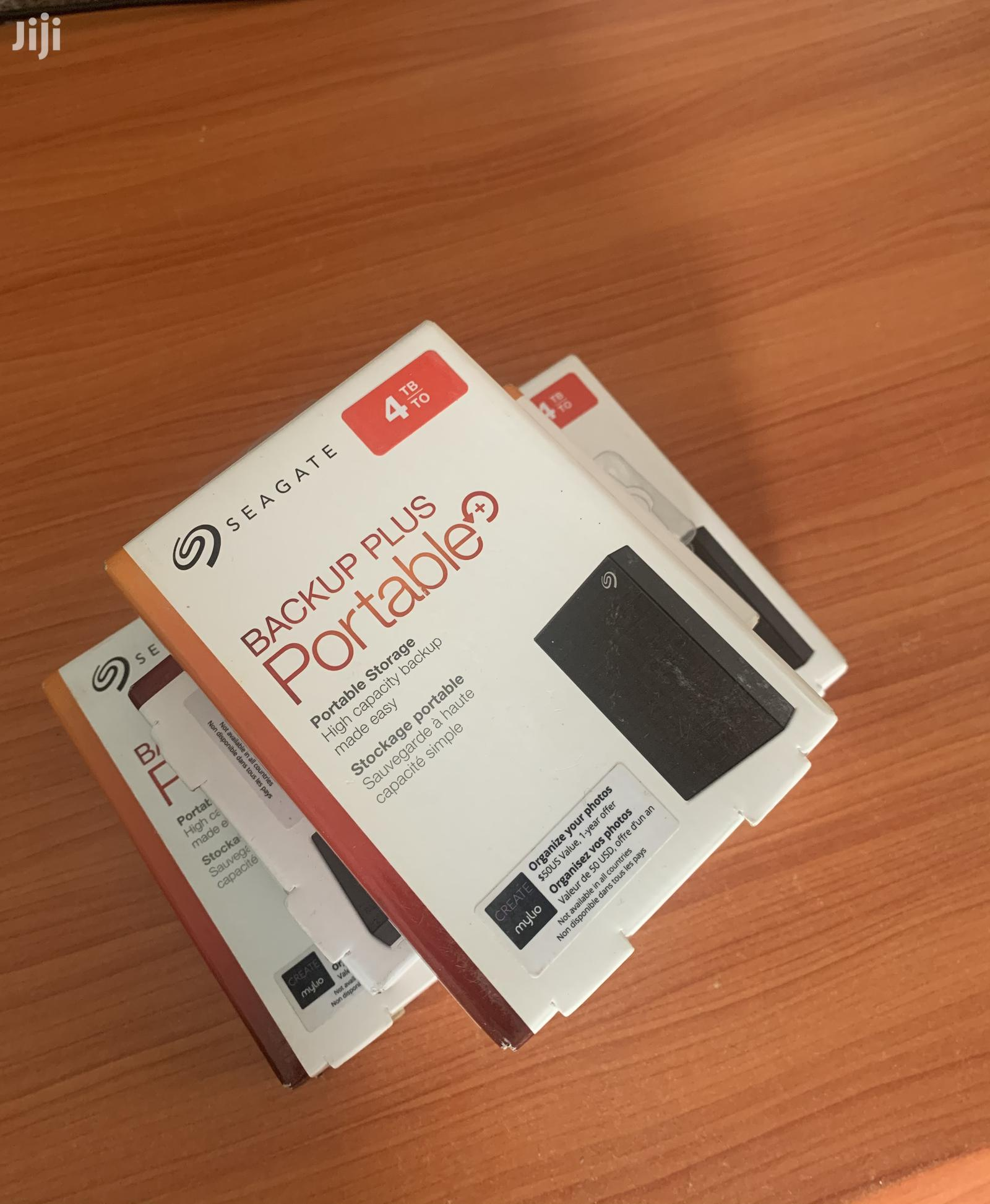 4tb External Hard Disk Drive | Computer Accessories  for sale in Osu, Greater Accra, Ghana