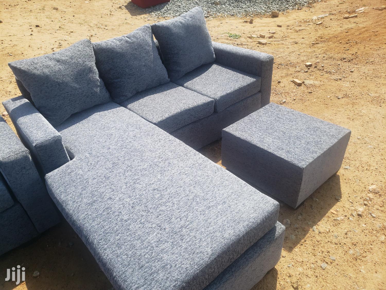 Brand New Quality Italian L Shape Sofa
