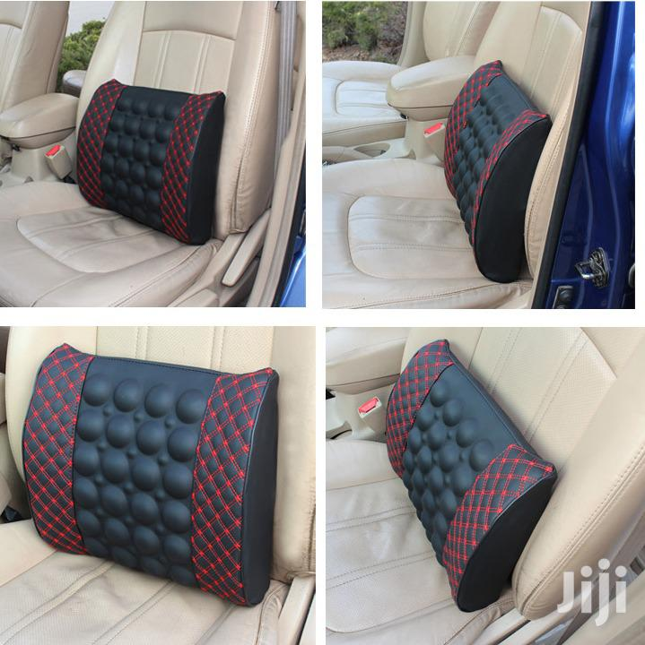 Car Electric Massage Lumbar Cushion   Vehicle Parts & Accessories for sale in Ga East Municipal, Greater Accra, Ghana