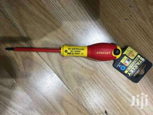 Stanley Fatmax Screwdriver Insulated Pozi Pz1 X 100mm   Hand Tools for sale in Greater Accra, Achimota