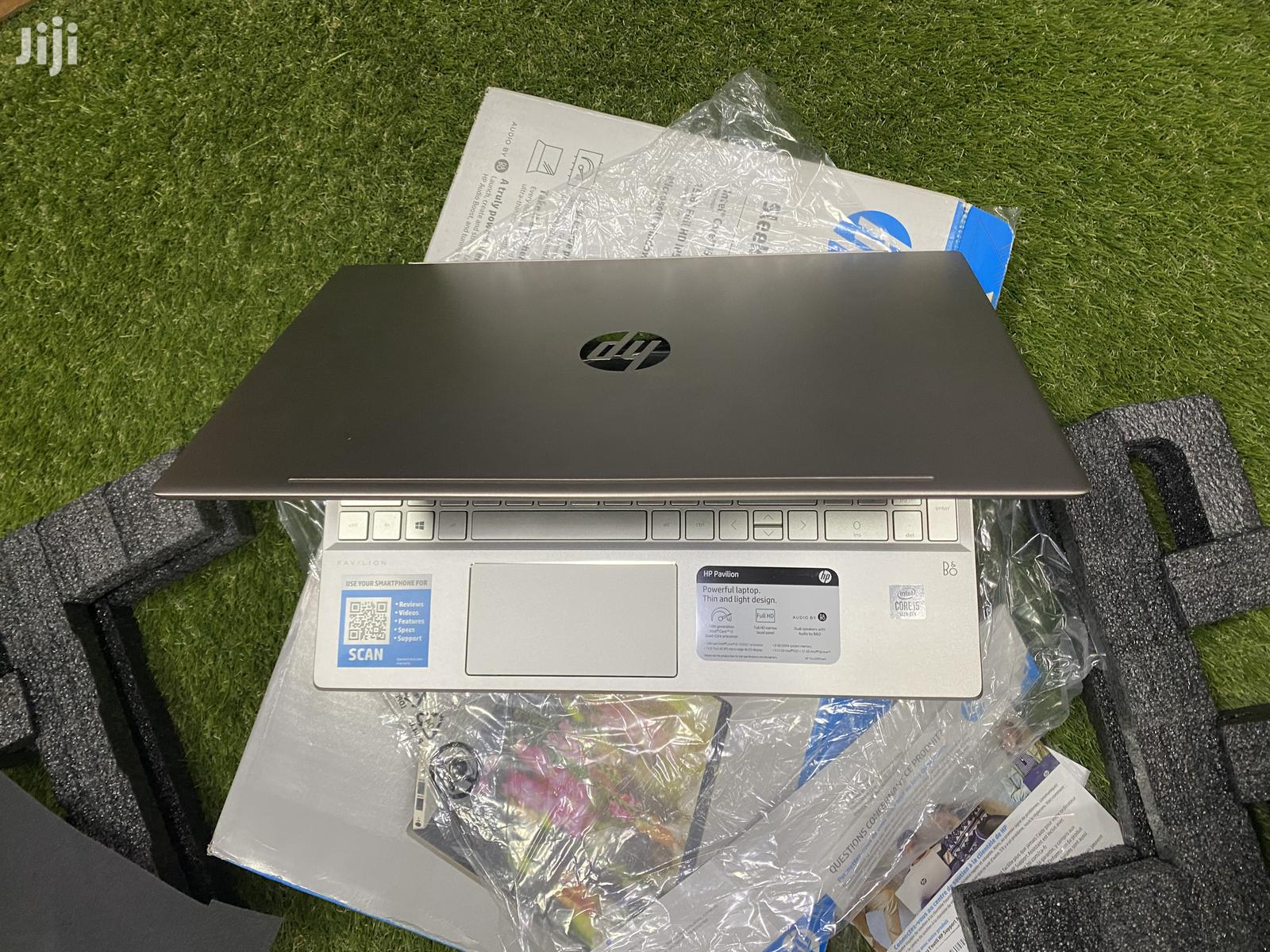 New Laptop HP Pavilion 15 8GB Intel Core i5 SSD 512GB | Laptops & Computers for sale in Madina, Greater Accra, Ghana