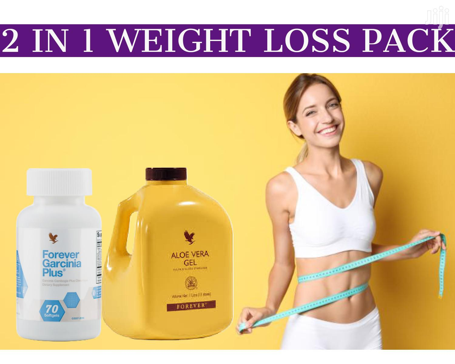 2 In 1 Effective Weight Loss And Flat Tummy Pack