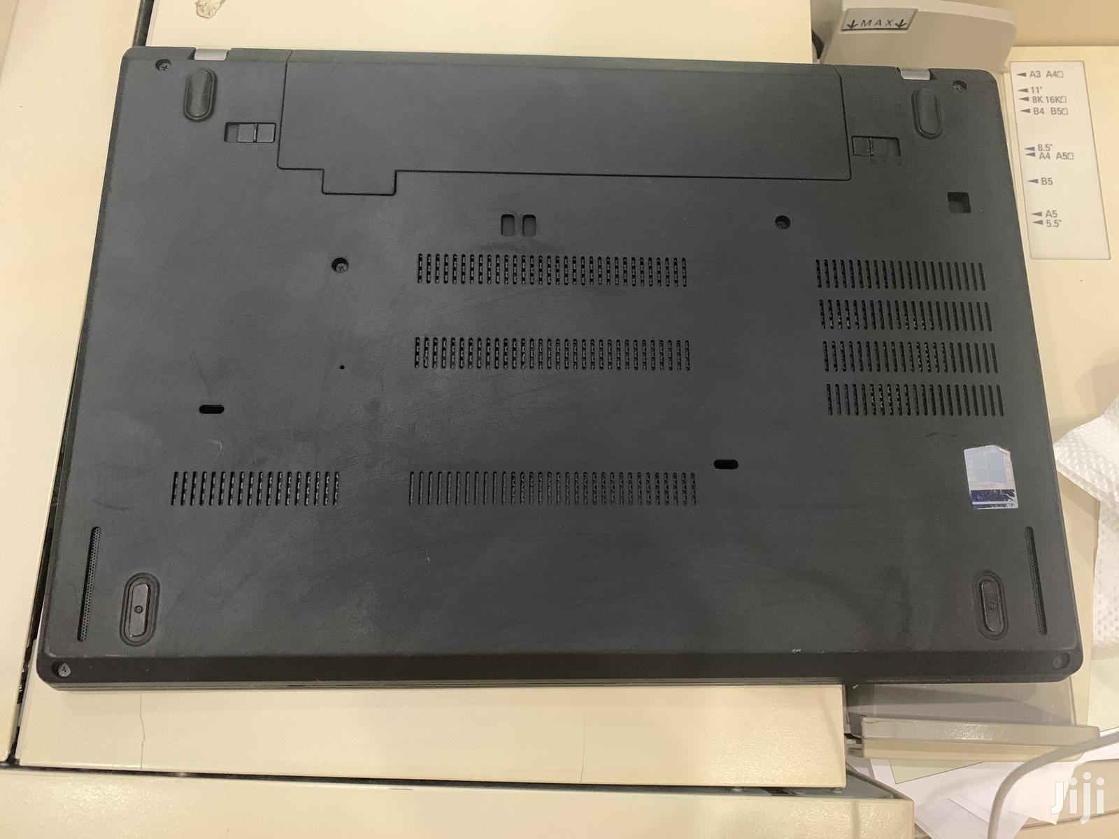 Archive: Laptop Lenovo ThinkPad T480 8GB Intel Core i5 SSD 256GB