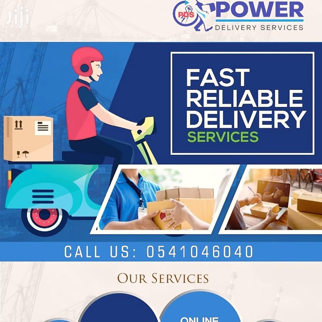 Power Delivery Services | Logistics Services for sale in East Legon (Okponglo), Greater Accra, Ghana