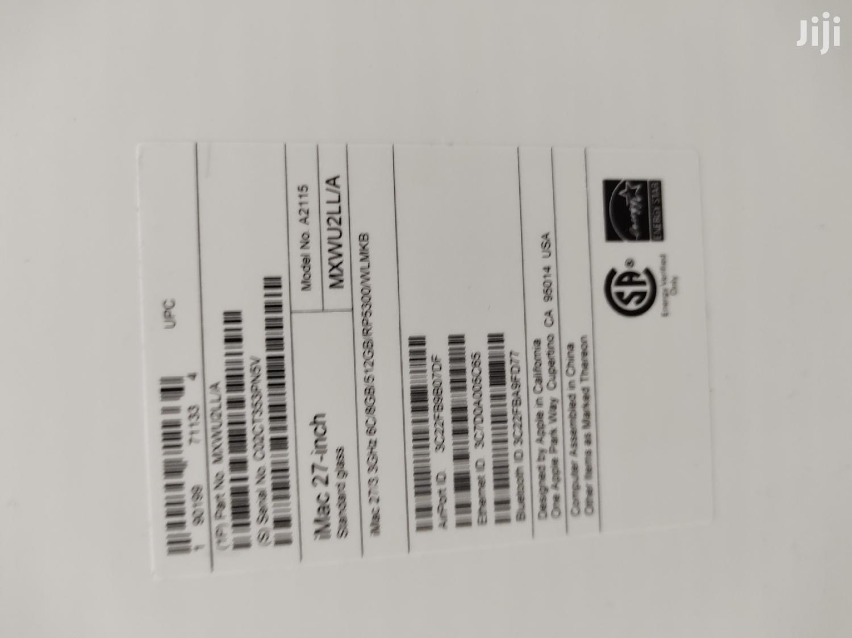 Archive: New Desktop Computer Apple iMac 8GB Intel Core i5 SSD 512GB