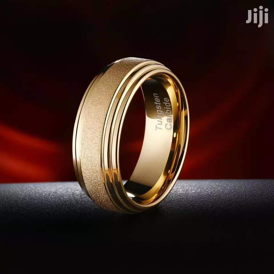Men Tungsten Carbide Wedding Ring | Wedding Wear & Accessories for sale in Kumasi Metropolitan, Ashanti, Ghana