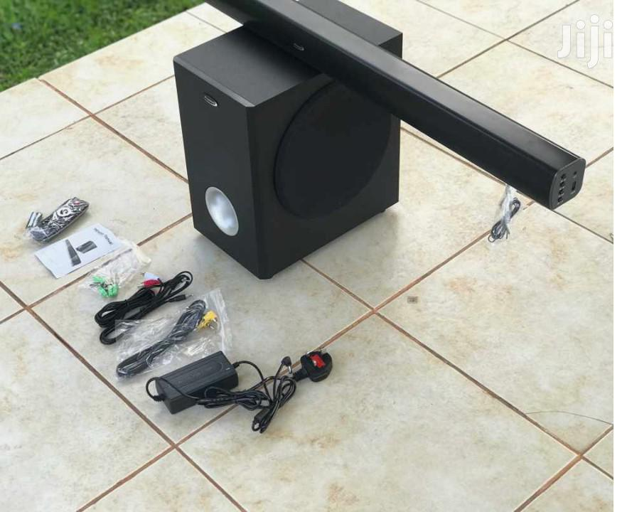 Archive: Sound Bar and Woofer