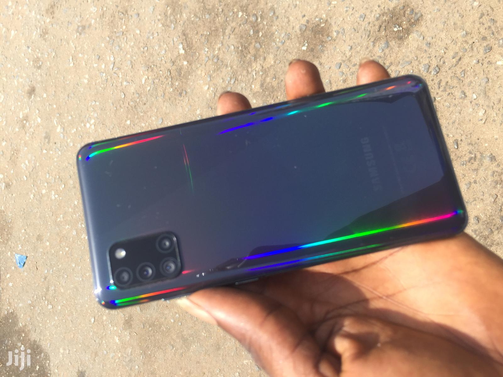 Samsung Galaxy A31 128 GB Black | Mobile Phones for sale in Achimota, Greater Accra, Ghana