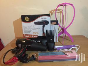 Hand Dryer + Straightener + Wigstand + Rollers | Tools & Accessories for sale in Ashanti, Kumasi Metropolitan