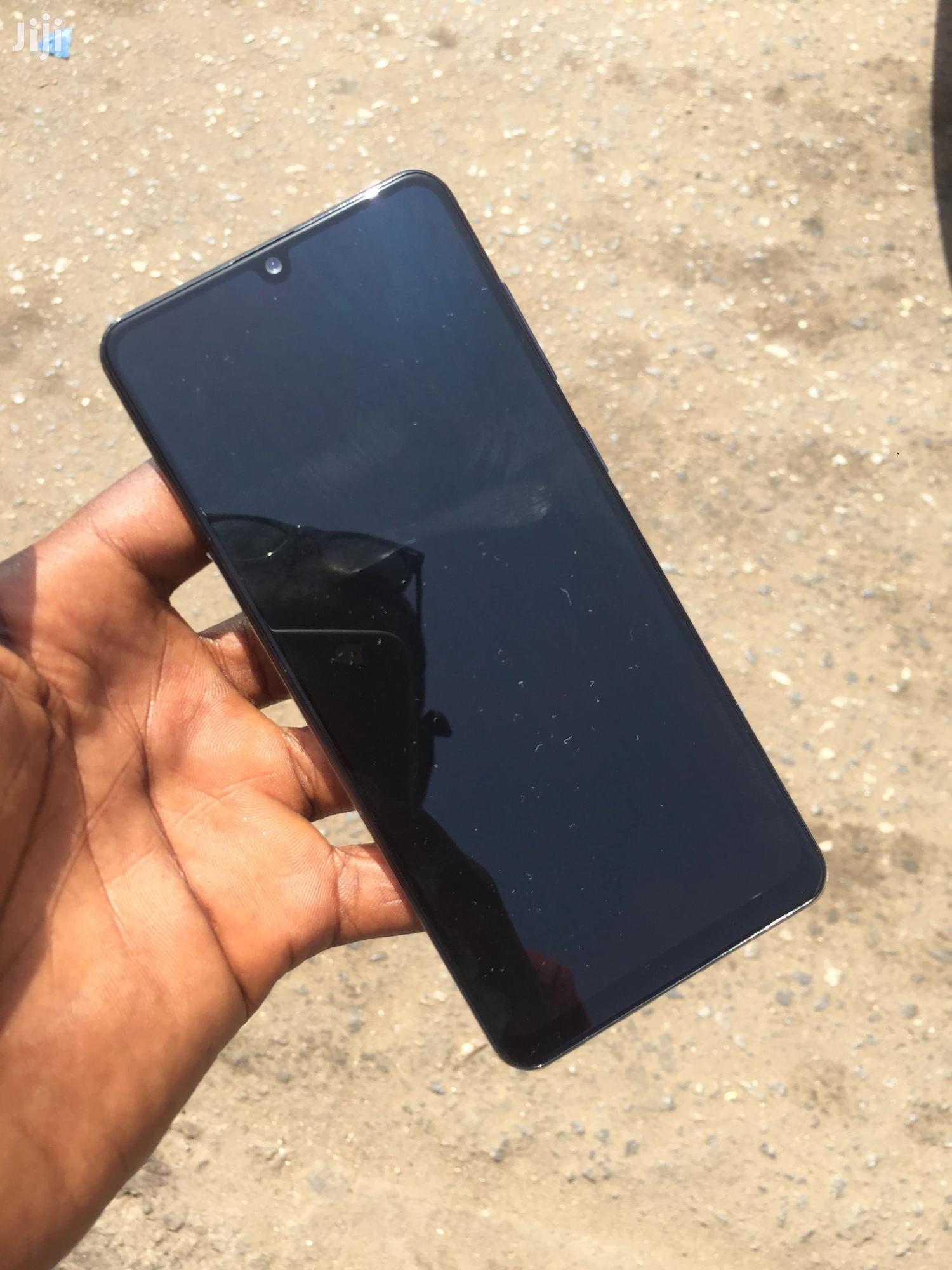 Samsung Galaxy A31 128 GB Black